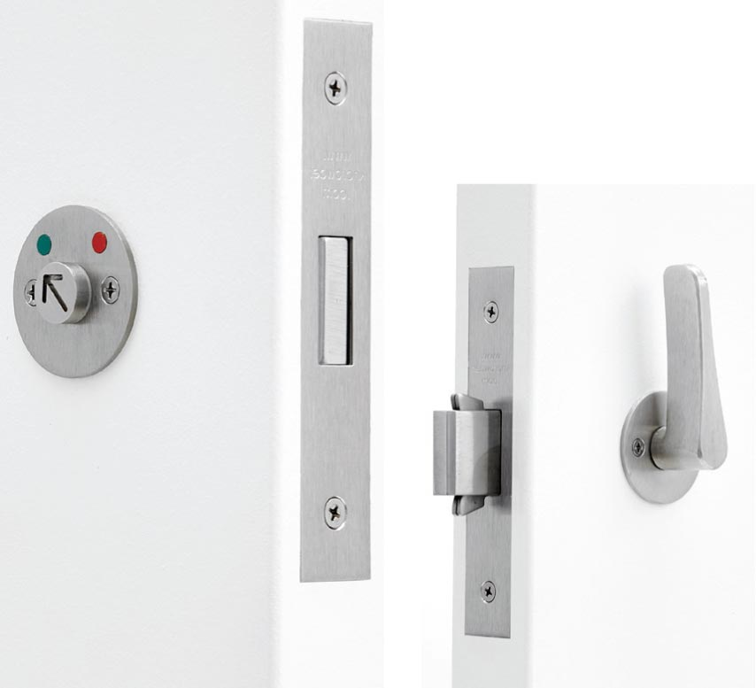 C-92L-HL BARRIER FREE (ADA COMPLIANT) PRIVACY LOCK SET