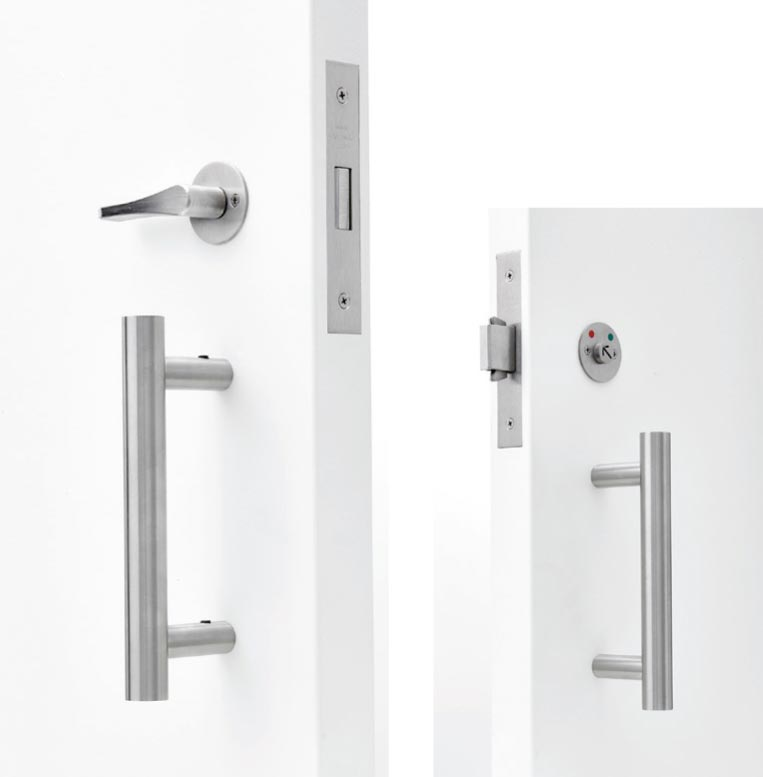 C-92L-HLDP COMPLETE BARRIER FREE (ADA COMPLIANT) PRIVACY LOCK SET