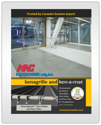 Foot Grilles & Floor Mats Catalogue