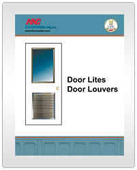 Louvers and Lite Kits Catalogue