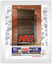 Sliding Door Track & Hardware Catalogue