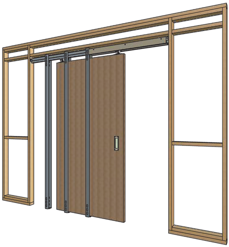 Width Crowderframe 125lbs Per Door Note Please Specify Door Size When