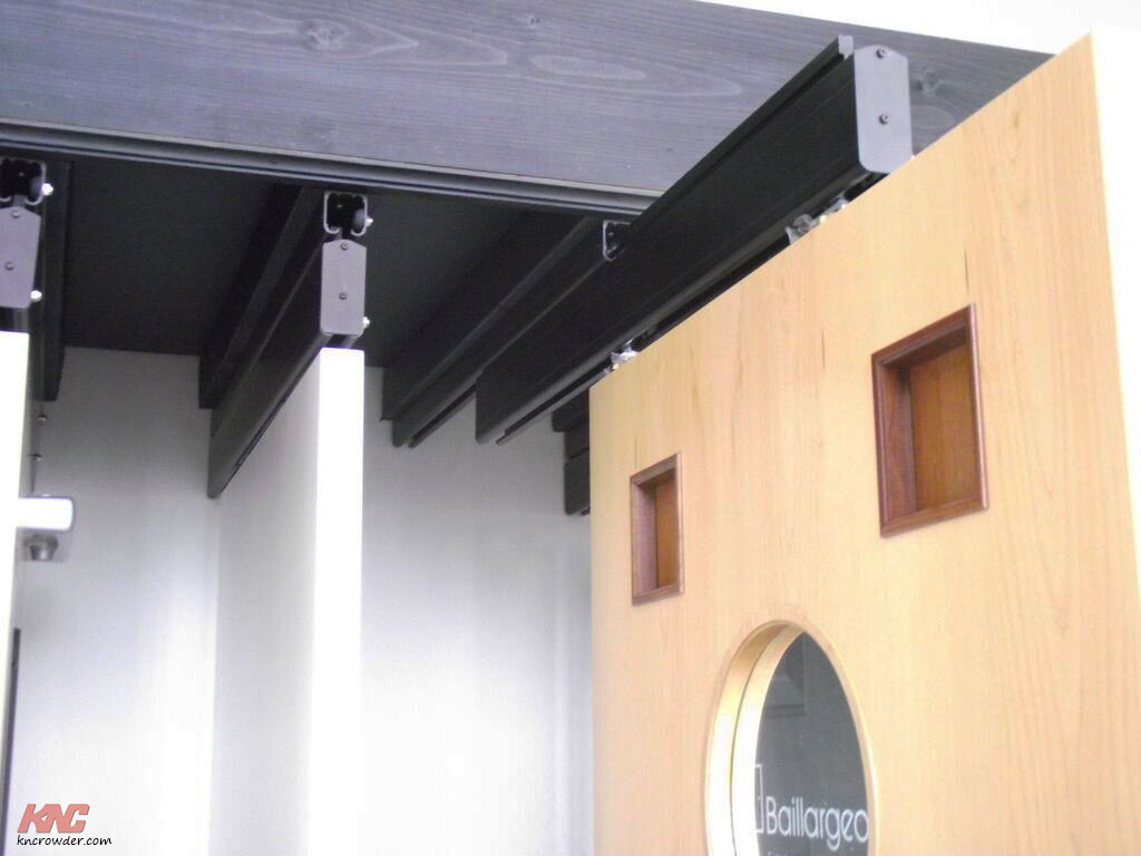 Crowderslide Telescopic System