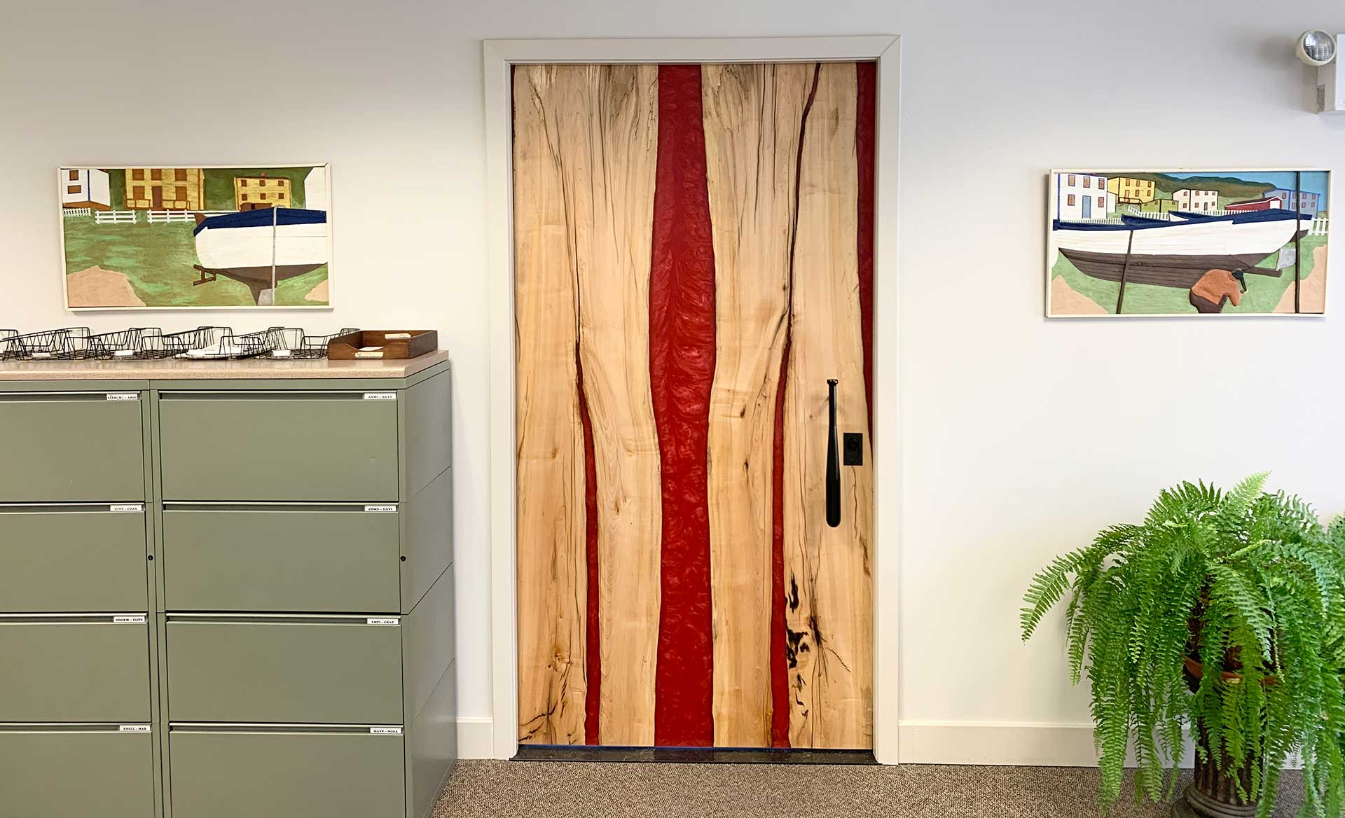 2X6 Crowderframe Pocket Door