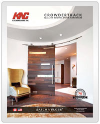 Sliding Door Track & Hardware Catalogue Oct 2019